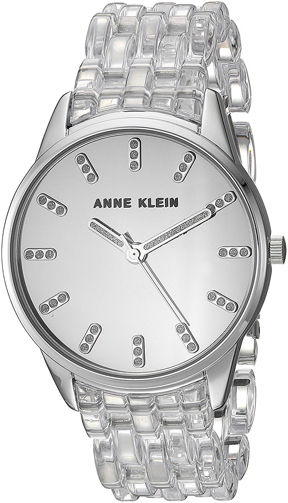 Anne Klein AK-2617CLSV - zegarek damski