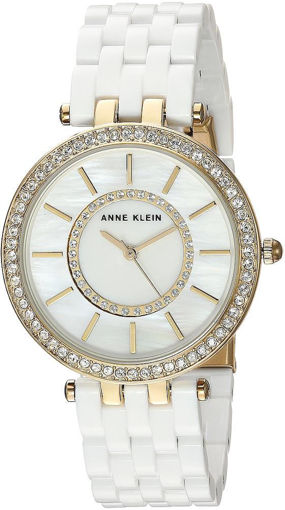 Anne Klein AK-2620WTGB - zegarek damski