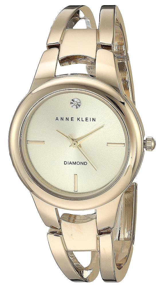 Anne Klein AK-2628CHGB - zegarek damski