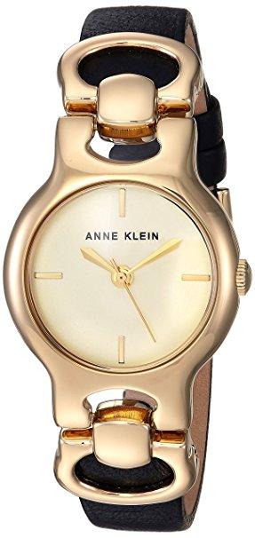 Anne Klein AK-2630CHBK - zegarek damski