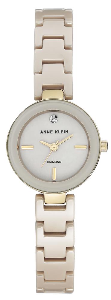 Anne Klein AK-2660TNGB - zegarek damski