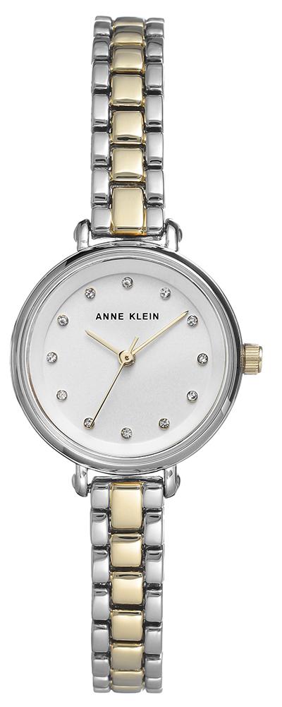 Anne Klein AK-2663SVTT - zegarek damski
