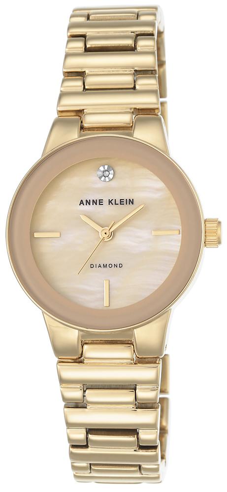 Anne Klein AK-2670TMGB - zegarek damski