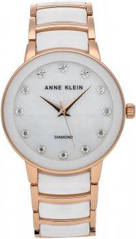 Zegarek damski Anne Klein AK-2672WTRG