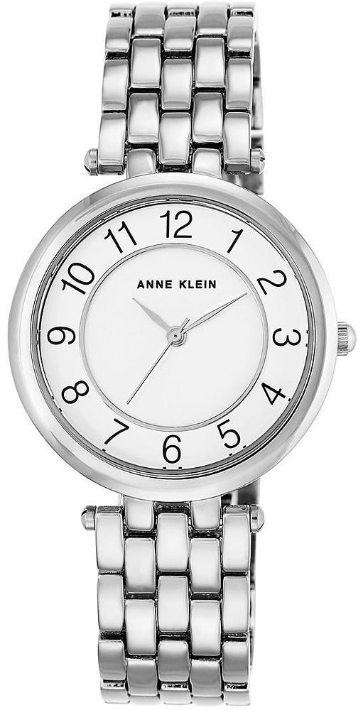 Anne Klein AK-2701WTSV - zegarek damski