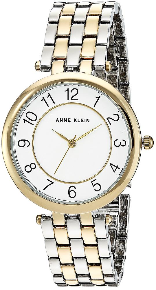 Anne Klein AK-2701WTTT - zegarek damski