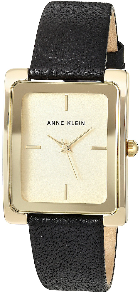 Anne Klein AK-2706CHBK - zegarek damski