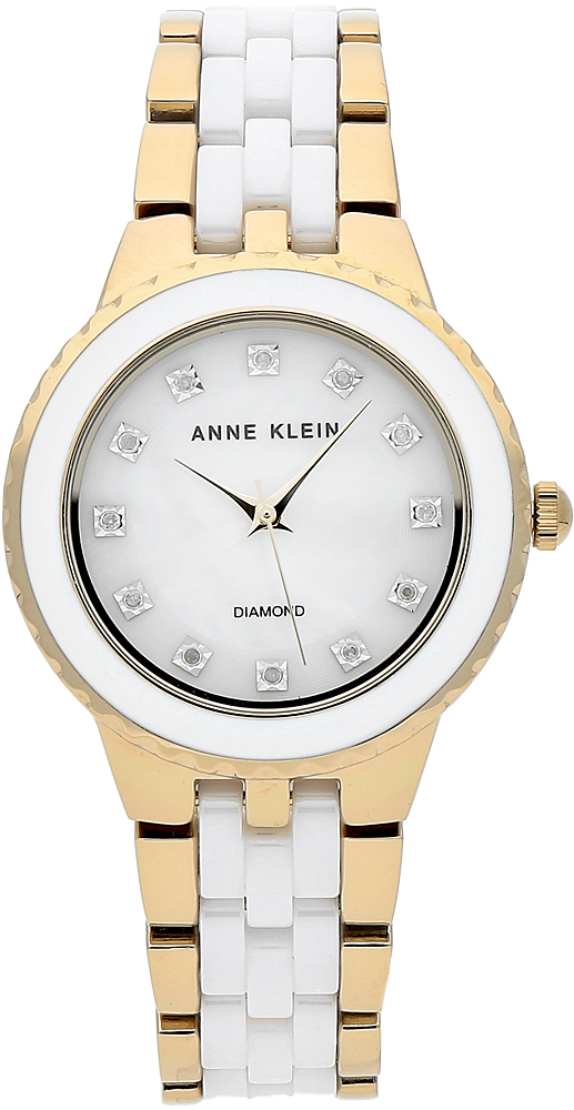 Anne Klein AK-2712WTGB - zegarek damski