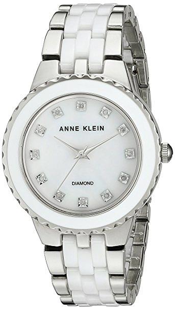 Anne Klein AK-2713WTSV - zegarek damski