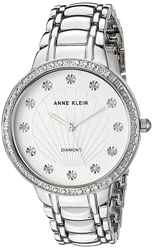 Anne Klein AK-2781SVSV - zegarek damski