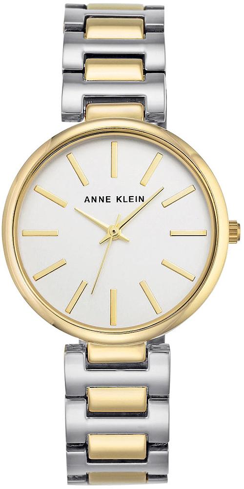 Anne Klein AK-2787SVTT - zegarek damski