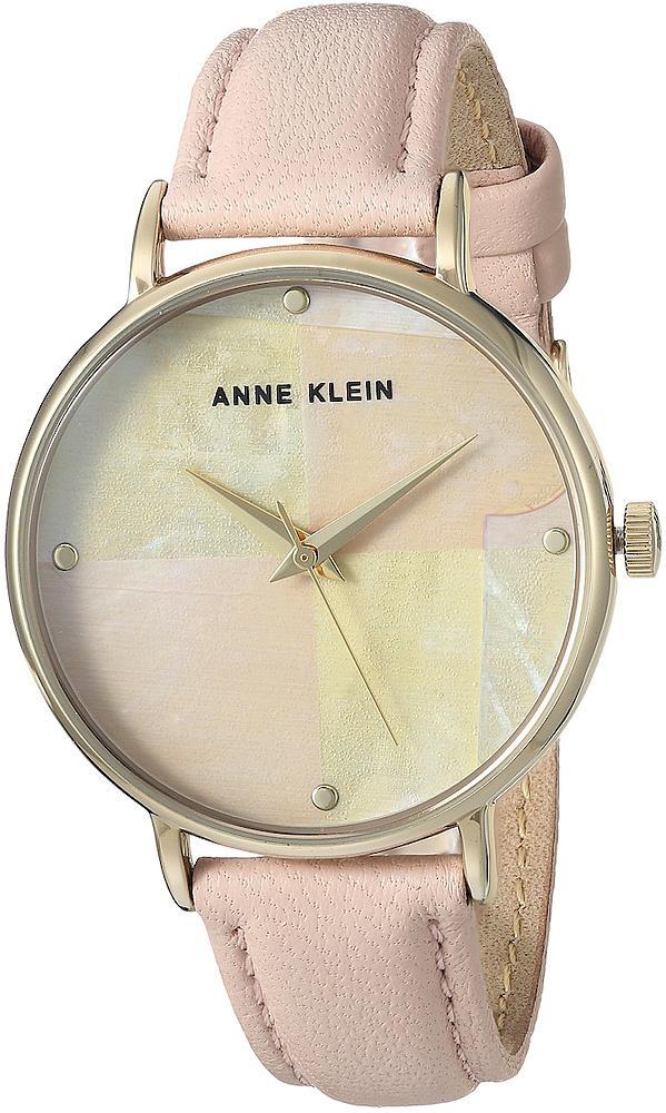 Anne Klein AK-2790PMPK - zegarek damski