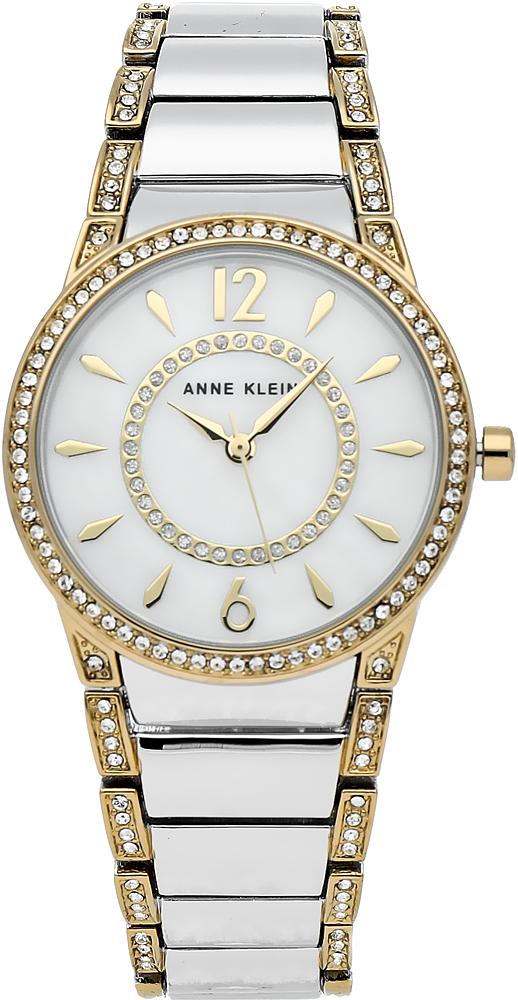 Anne Klein AK-2831MPTT - zegarek damski