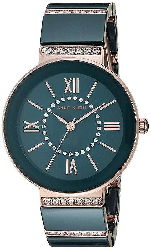 Anne Klein AK-2832NVRG - zegarek damski