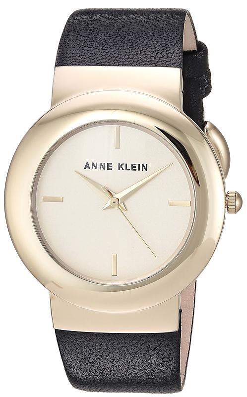 Anne Klein AK-2922CHBK - zegarek damski