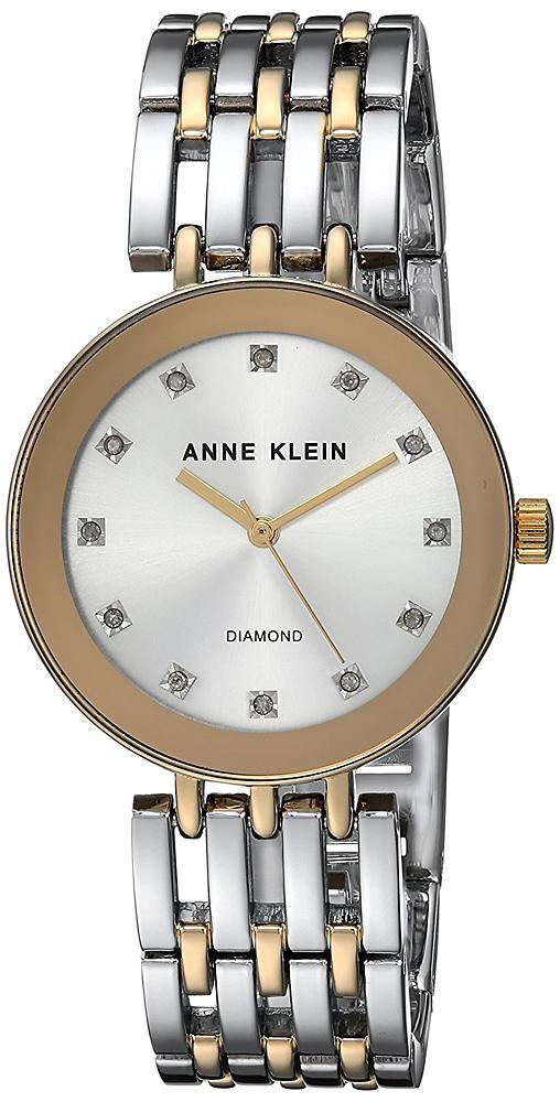 Anne Klein AK-2945SVTT - zegarek damski