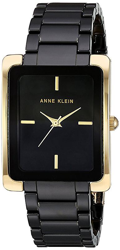 Anne Klein AK-2952BKGB - zegarek damski