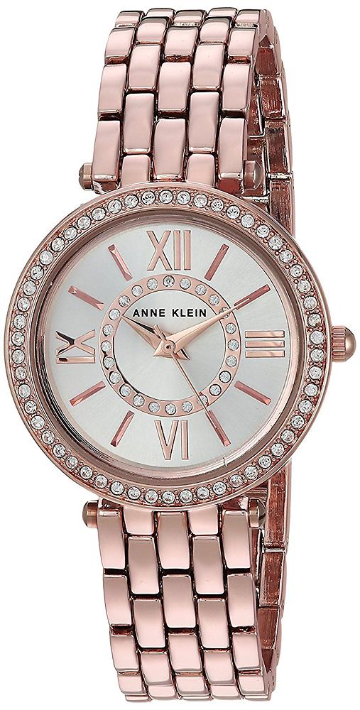 Anne Klein AK-2966SVRG - zegarek damski