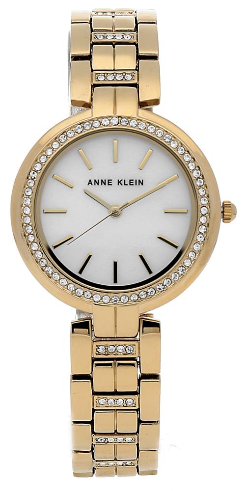 Anne Klein AK-2968MPGB - zegarek damski
