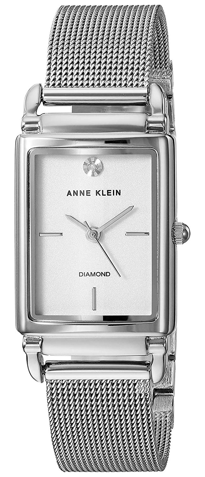 Anne Klein AK-2971SVSV - zegarek damski