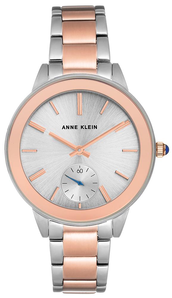Anne Klein AK-2979SVRT - zegarek damski
