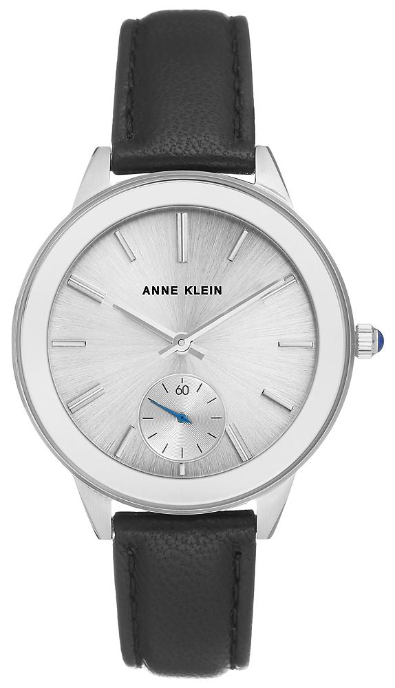 Anne Klein AK-2981SVBK - zegarek damski