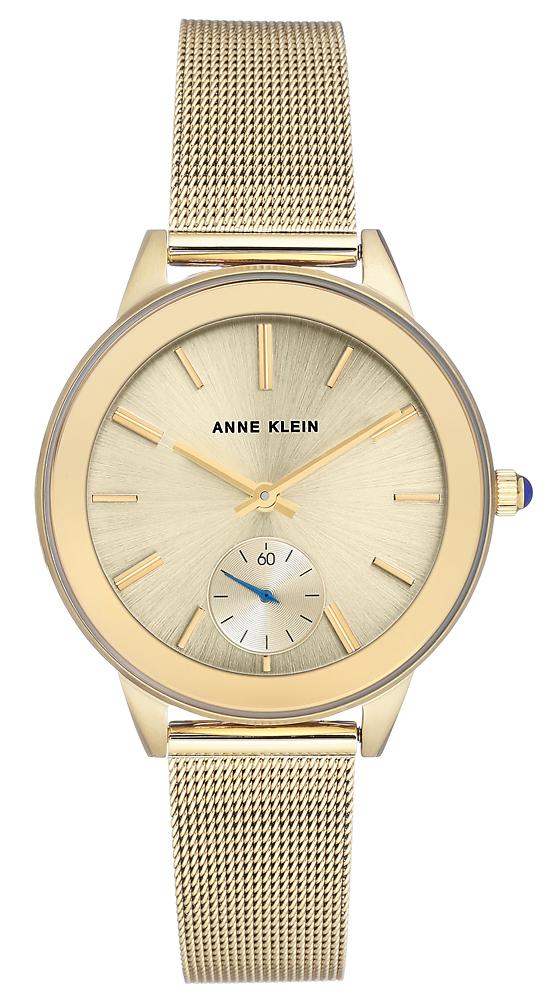 Anne Klein AK-2982CHGB - zegarek damski
