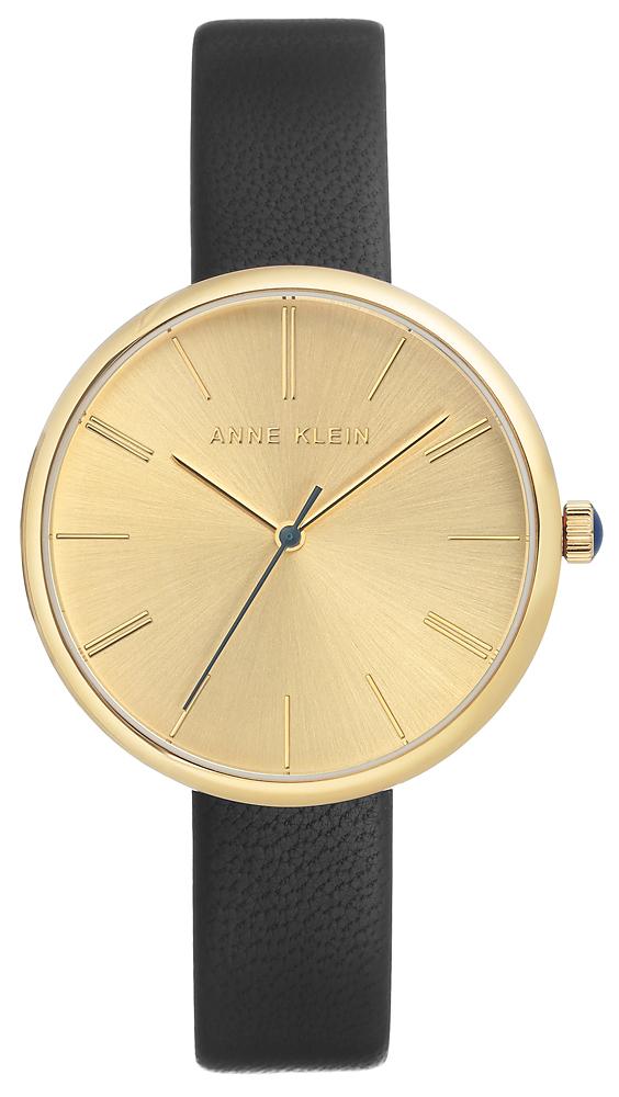 Anne Klein AK-2996CHBK - zegarek damski