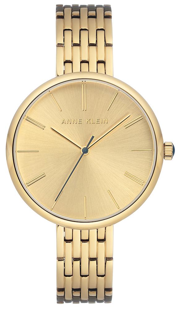 Anne Klein AK-2998CHGB - zegarek damski
