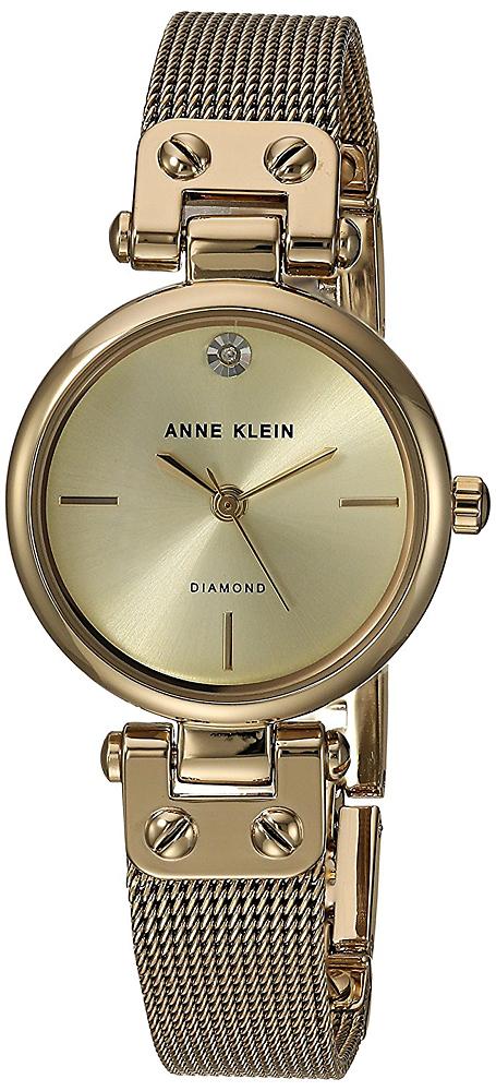 Anne Klein AK-3002CHGB - zegarek damski