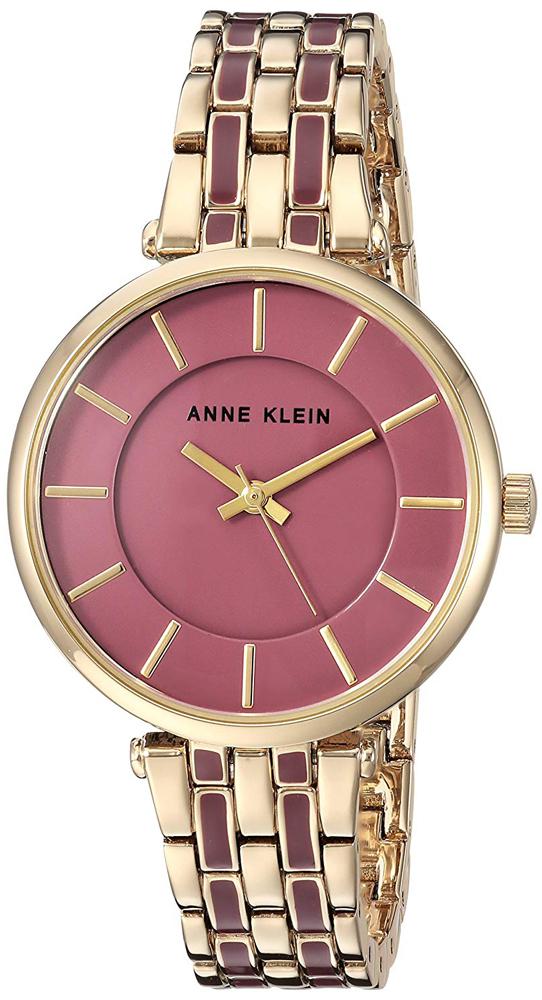 Anne Klein AK-3010MVGB - zegarek damski