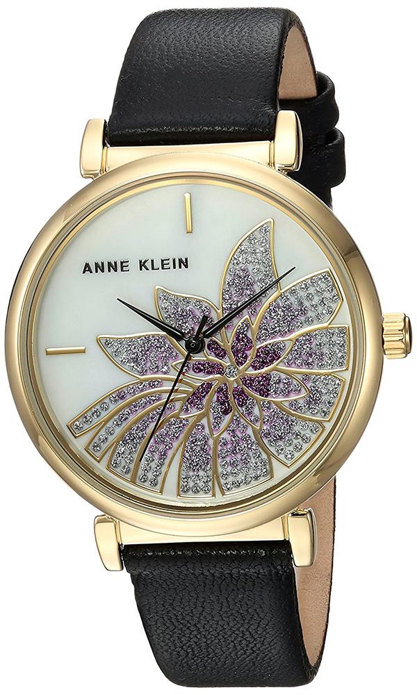 Anne Klein AK-3064MPBK - zegarek damski