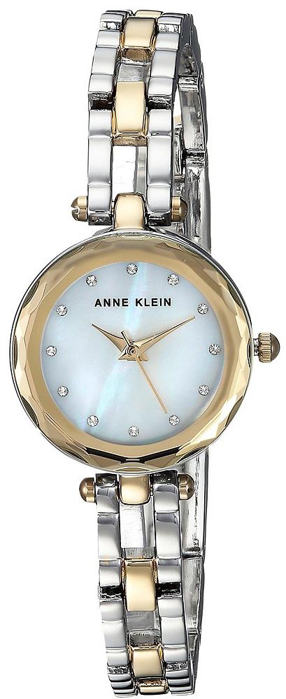 Anne Klein AK-3121MPTT - zegarek damski