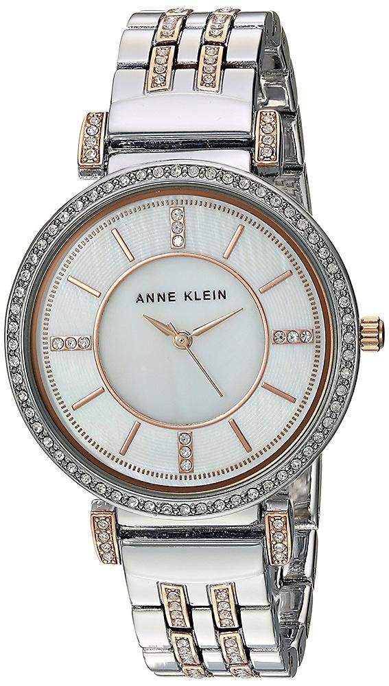 Anne Klein AK-3145MPRT - zegarek damski