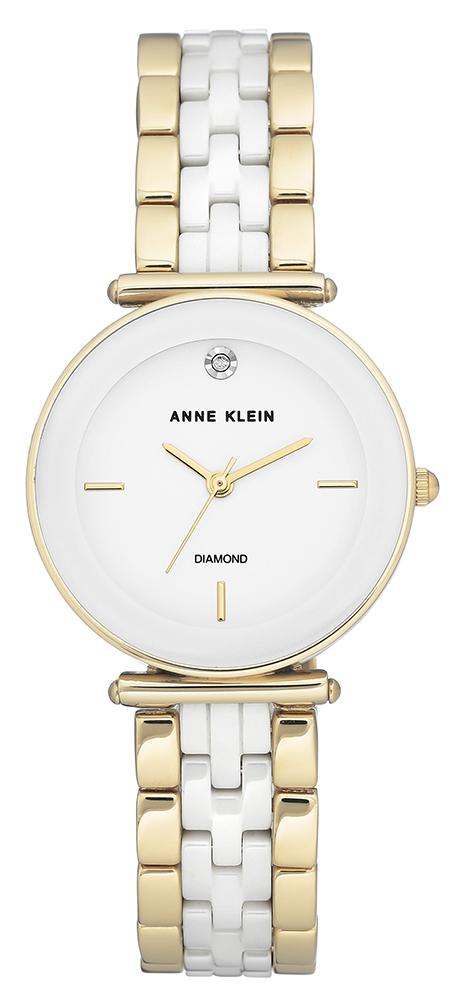 Anne Klein AK-3158WTGB - zegarek damski