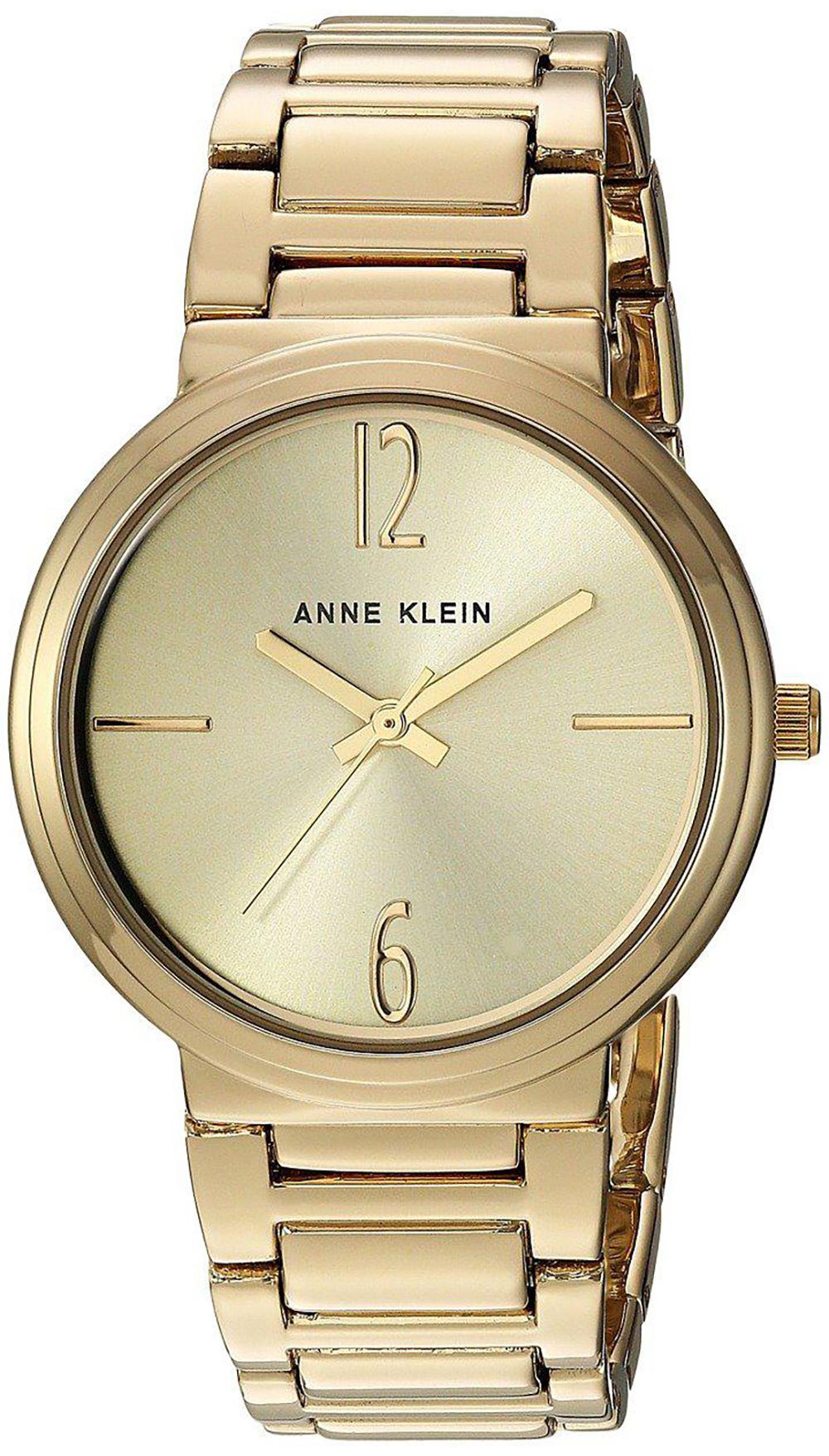 Anne Klein AK-3168CHGB - zegarek damski