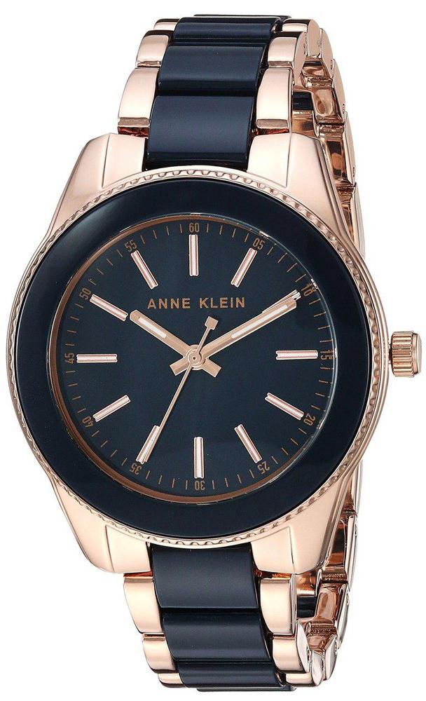 Anne Klein AK-3212NVRG - zegarek damski