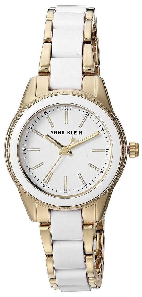 Anne Klein AK-3212WTGB - zegarek damski