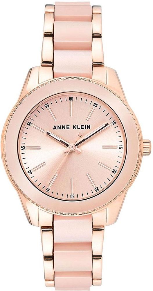 Anne Klein AK-3214LPRG - zegarek damski