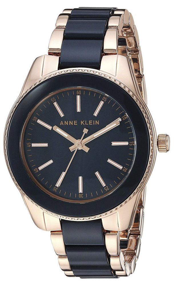 Anne Klein AK-3214NVRG - zegarek damski