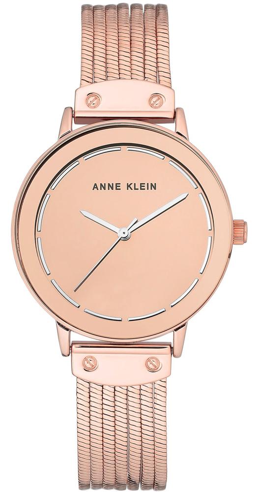 Anne Klein AK-3222RMRG - zegarek damski