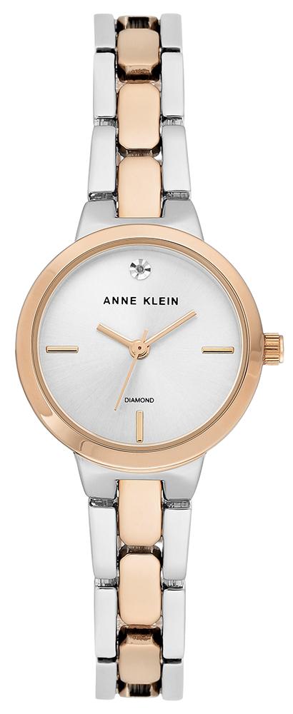 Anne Klein AK-3235SVRT - zegarek damski