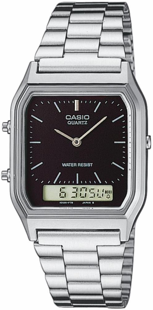 Retro AQ-230A-1DMQYES - zegarek męski