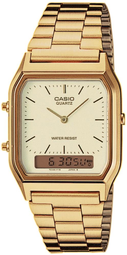 Retro AQ-230GA-9DMQYES - zegarek męski