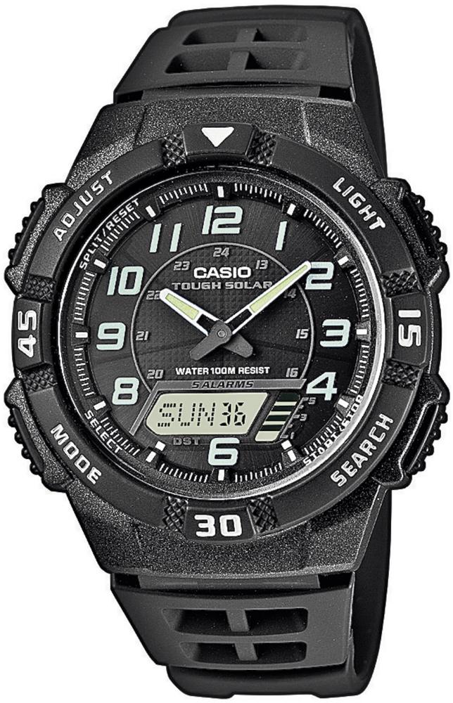 Casio AQ-S800W-1BVEF - zegarek męski