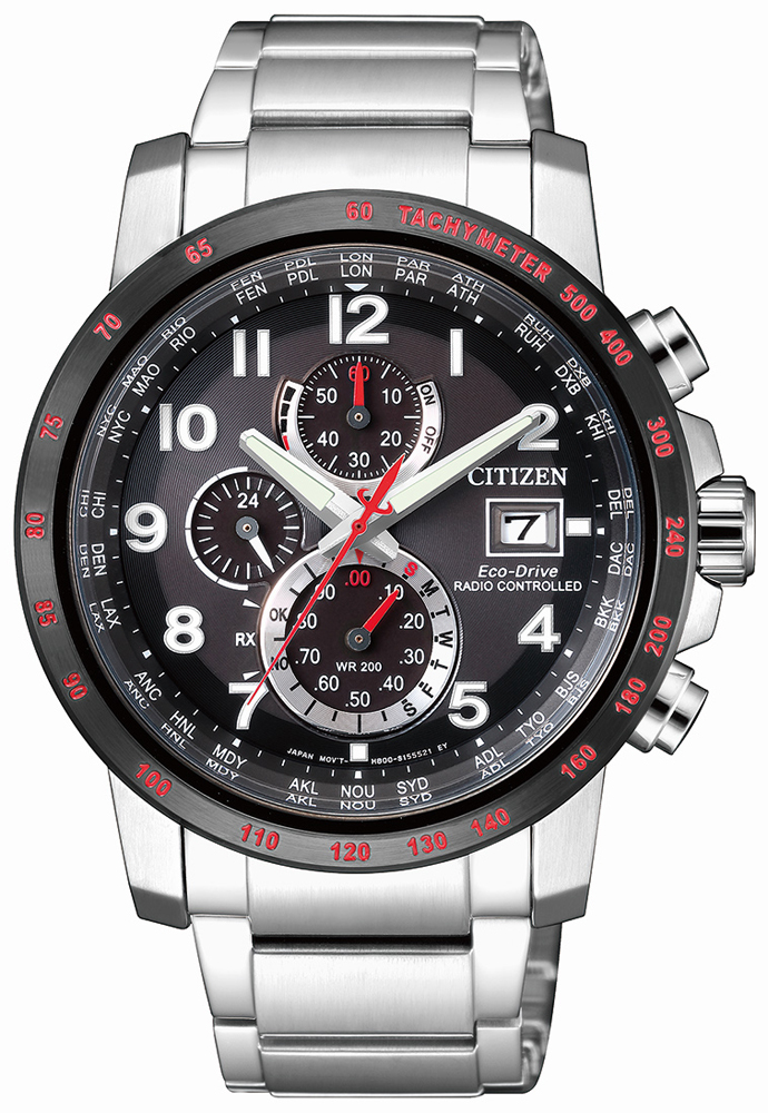 Citizen AT8129-80E - zegarek męski