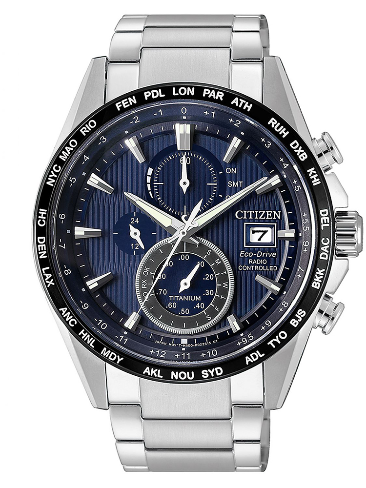 Citizen AT8154-82L - zegarek męski