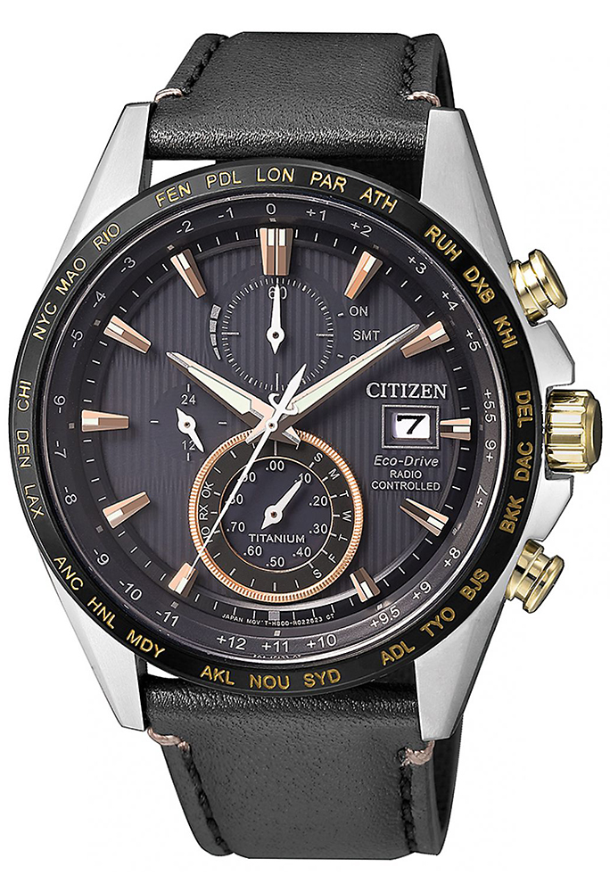 Citizen AT8158-14H - zegarek męski