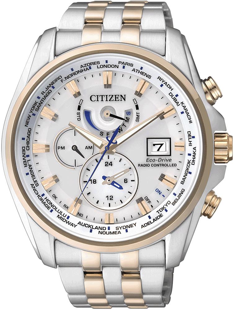 Citizen AT9034-54A - zegarek męski