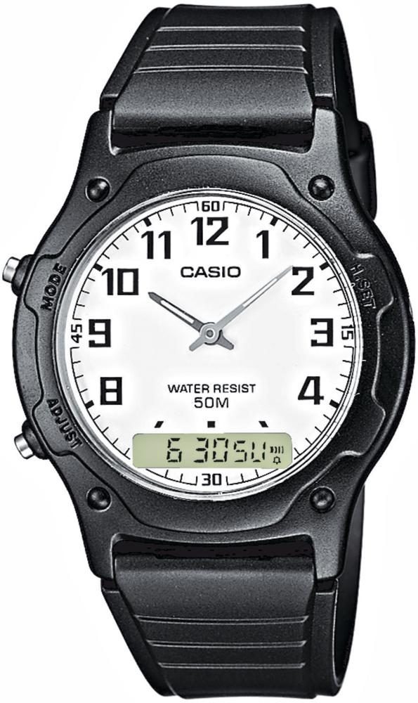 Casio AW-49H-7BV - zegarek męski